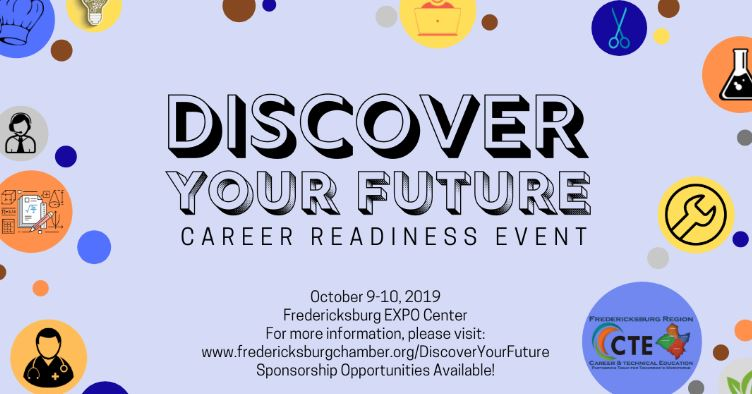 """Register for """"Discover Your Future:  Career Readiness Event"""" Workshop by May 31"""